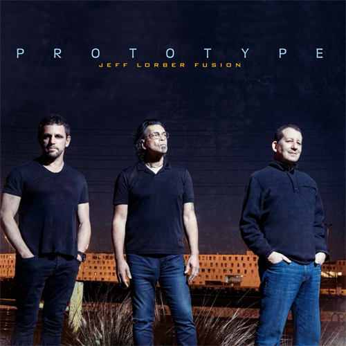 Jeff Lorber Fusion - Prototype Album Cover Art